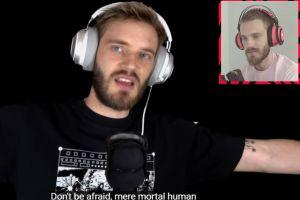 Main Youtuber PewDiePie Leaves Decentralized Platform and 800Ok Followers