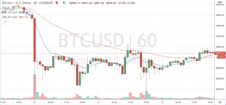 Market Wrap: Bitcoin's Value Is Rising Regardless of a Uninteresting Halving - CoinDesk
